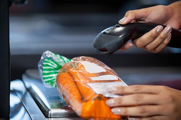 como funciona el codigo de barras en los supermercados