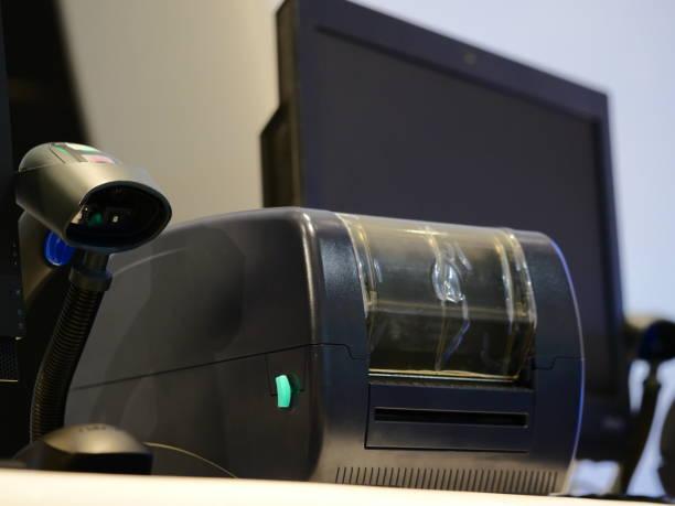 impresora de codigo de barras epson