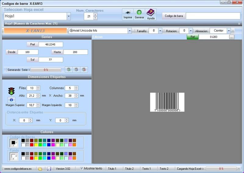 generar codigo de barras en pdf
